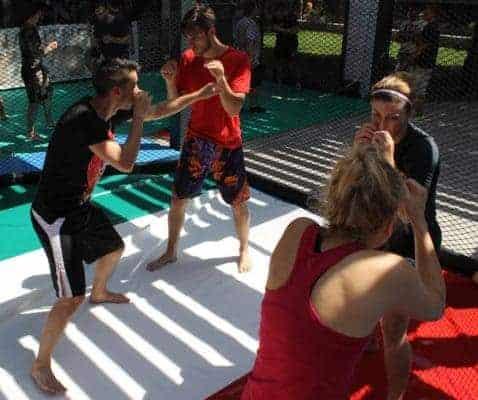 MMA Parco Kolbe