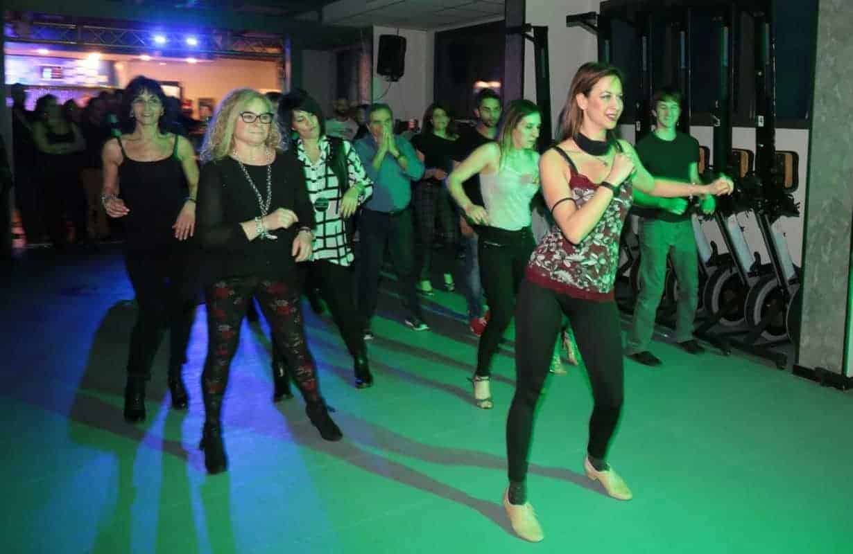 Social Dance Tiburtina