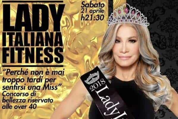 Lady Italiana Fitness 2018