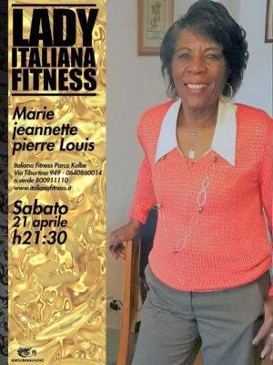 Marie Jeannette Pierre Louis