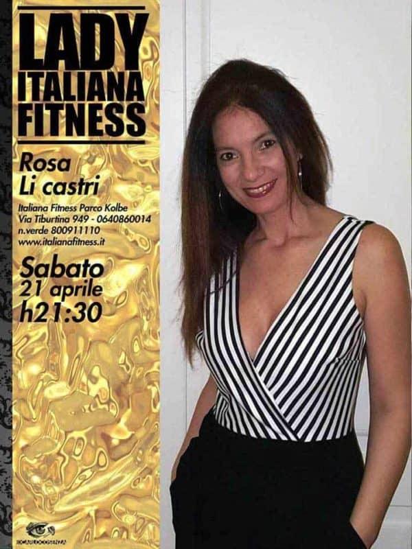 Rosa Li Castri