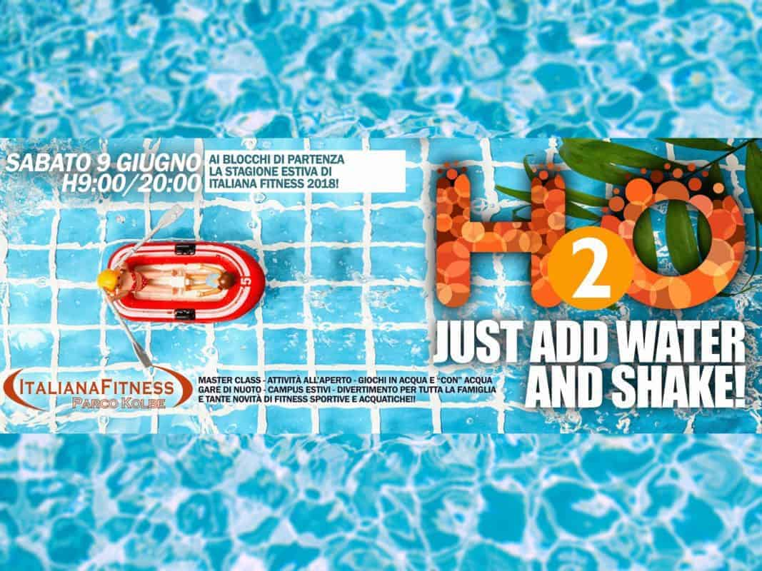 H2O - Italiana Fitness Parco Kolbe