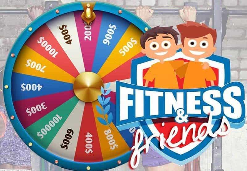 FitnessFriends2018
